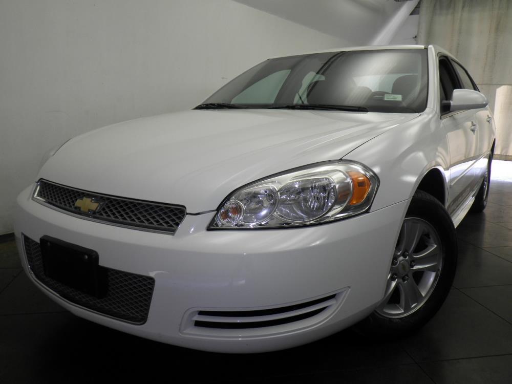 2012 Chevrolet Impala - 1050144694