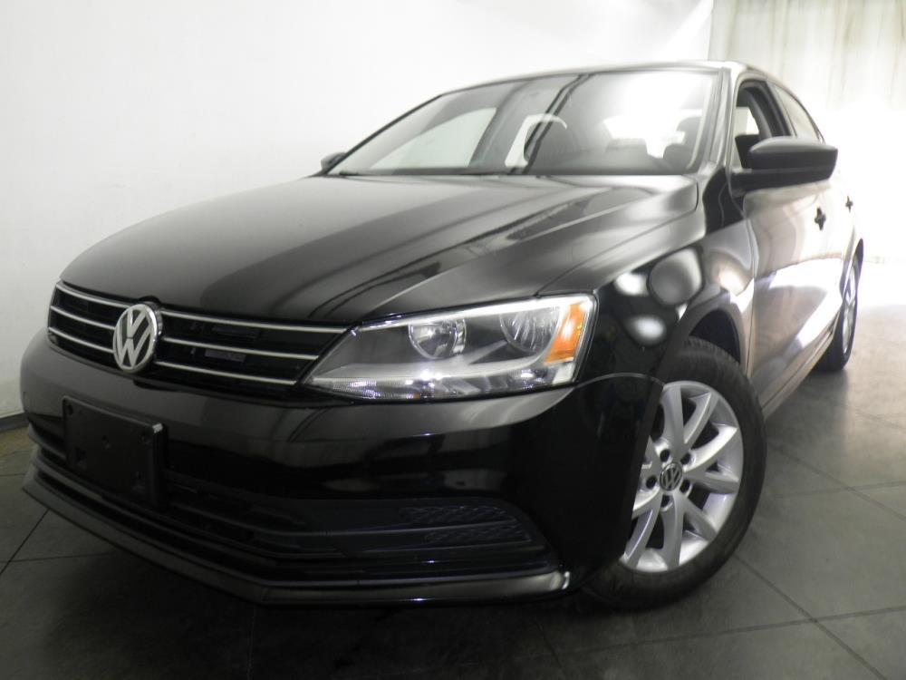 2015 Volkswagen Jetta - 1050144716
