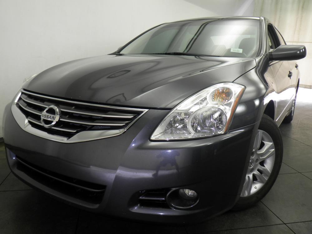 2012 Nissan Altima - 1050144775