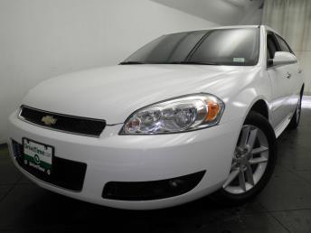 2012 Chevrolet Impala - 1050144793