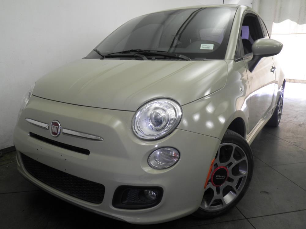2012 FIAT 500 - 1050144840
