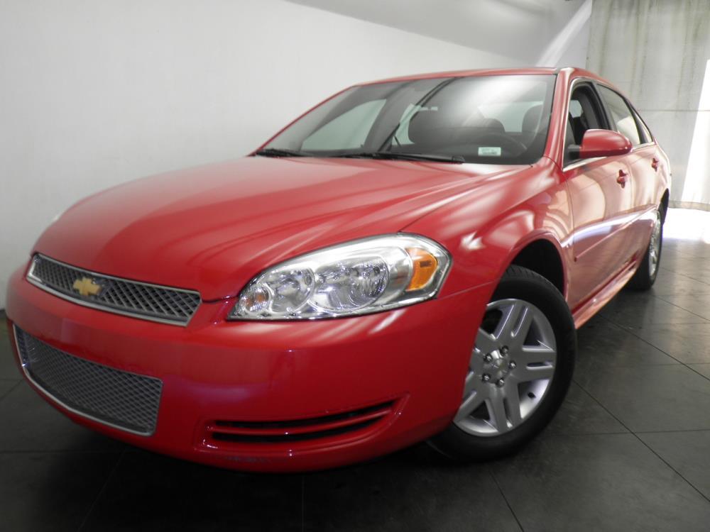 2013 Chevrolet Impala - 1050144869