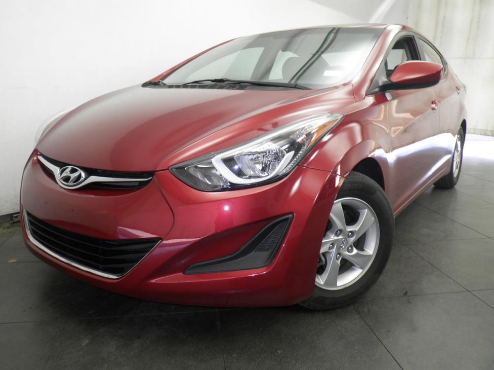 2014 Hyundai Elantra - 1050144907