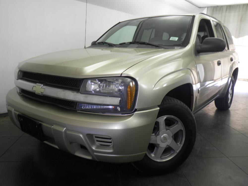 2006 Chevrolet TrailBlazer - 1050144947