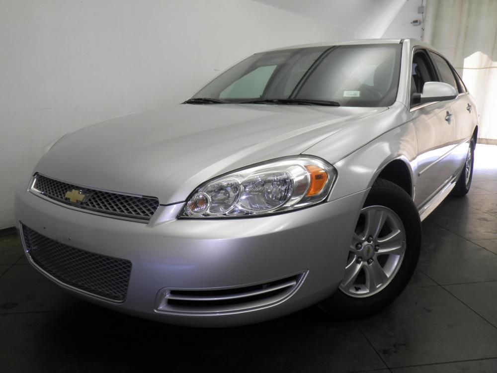 2013 Chevrolet Impala - 1050144969