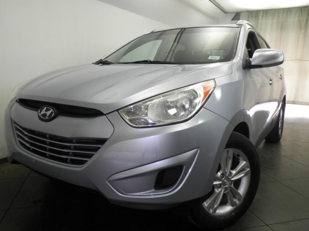2011 Hyundai Tucson - 1050144988