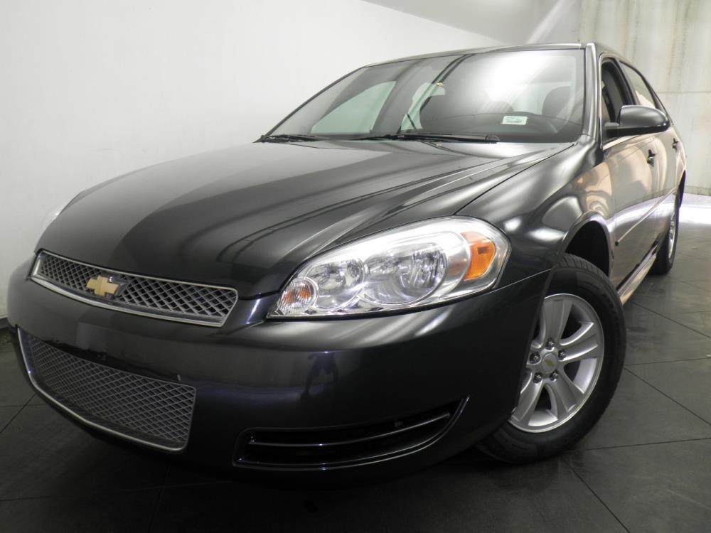 2012 Chevrolet Impala - 1050145049