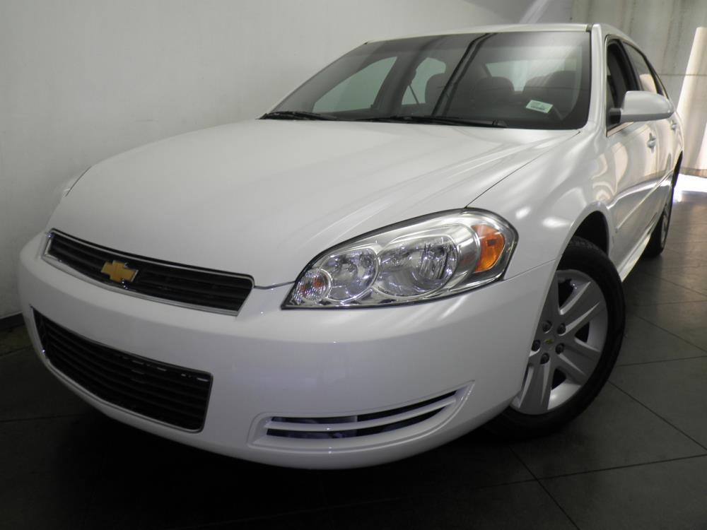 2011 Chevrolet Impala - 1050145074