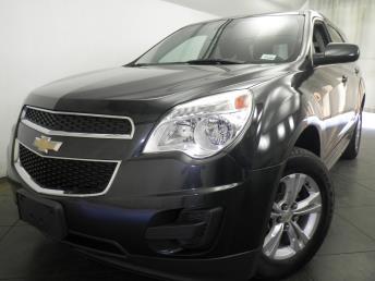 2013 Chevrolet Equinox - 1050145090