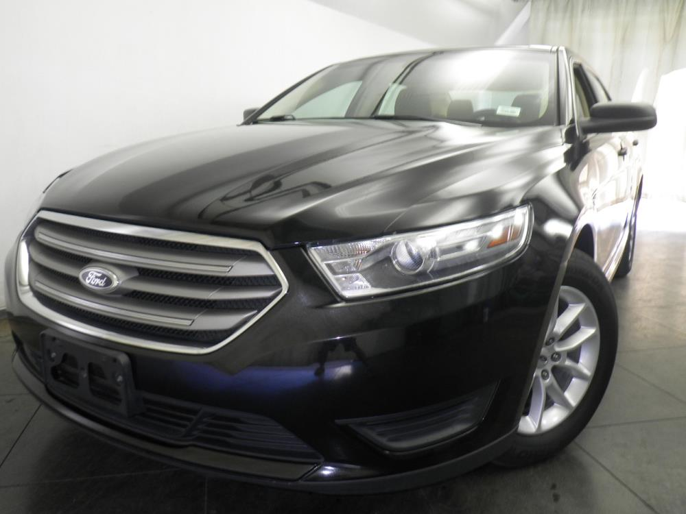 2013 Ford Taurus - 1050145125