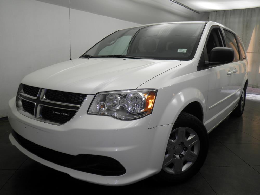 2012 Dodge Grand Caravan - 1050145137