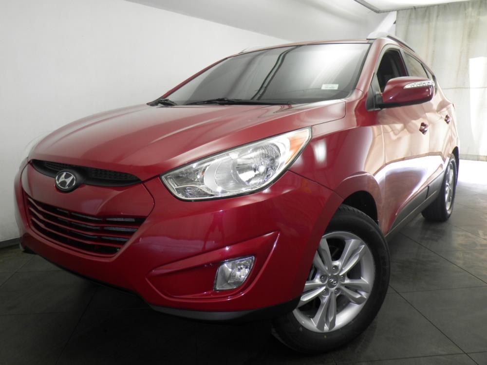 2013 Hyundai Tucson - 1050145177