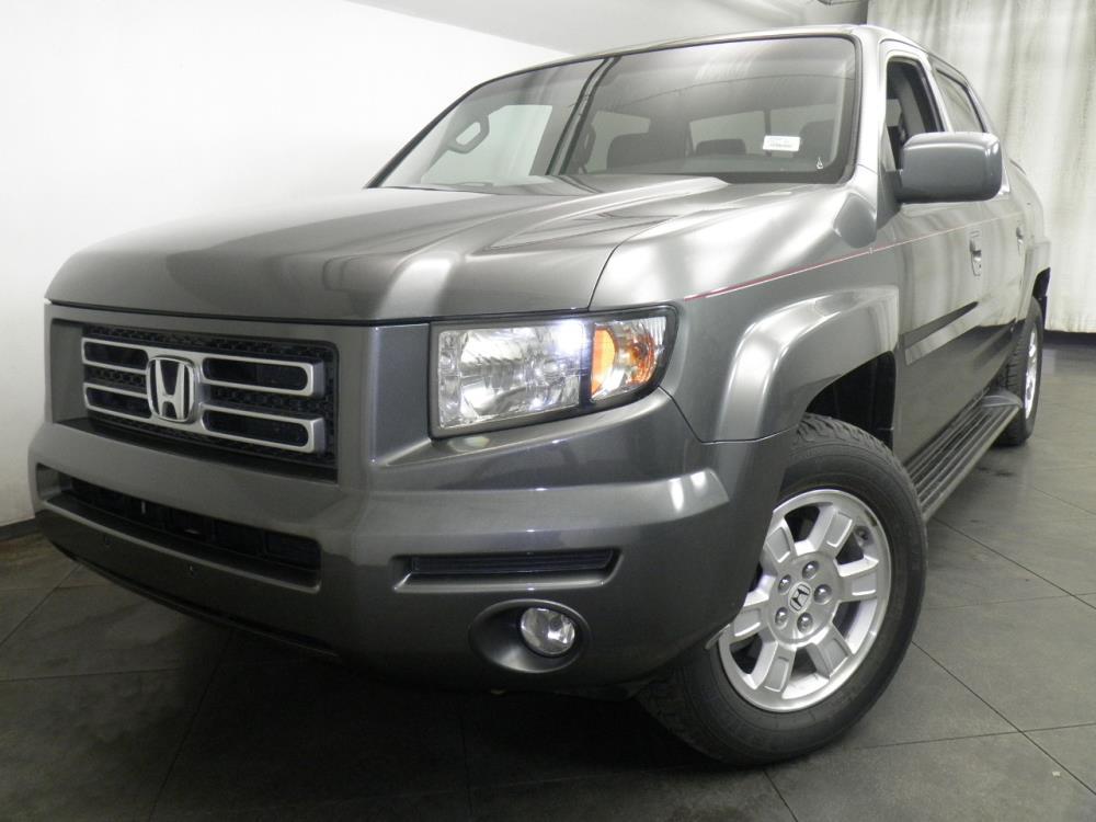 2008 Honda Ridgeline - 1050145264
