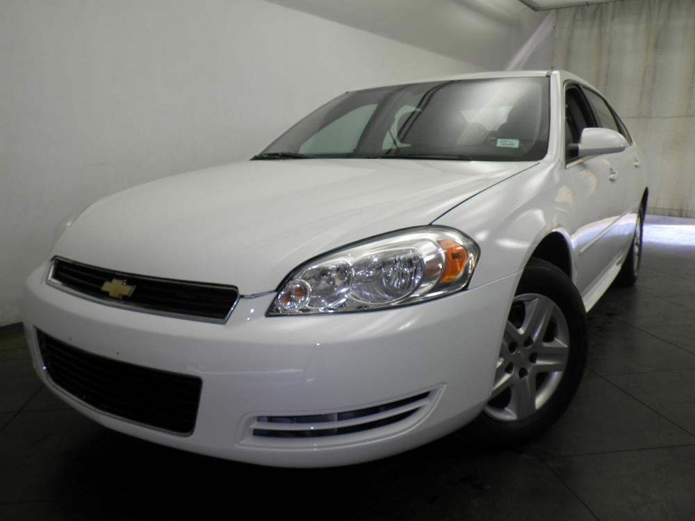 2011 Chevrolet Impala - 1050145325