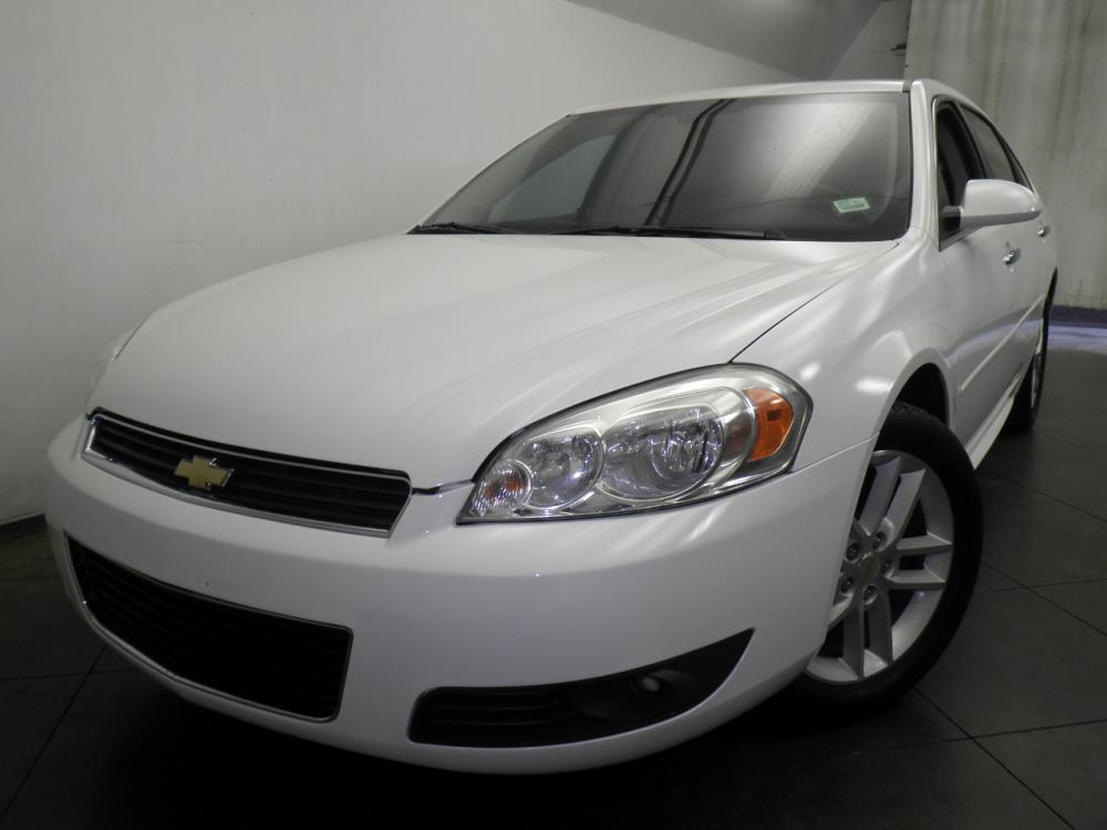 2010 Chevrolet Impala - 1050145351