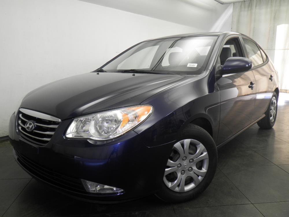 2010 Hyundai Elantra - 1050145368