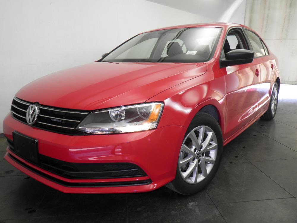 2015 Volkswagen Jetta - 1050145375