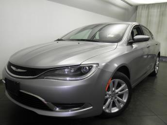 2015 Chrysler 200 - 1050145407