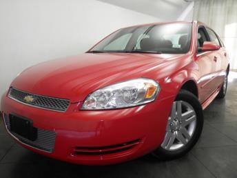 2012 Chevrolet Impala - 1050145418