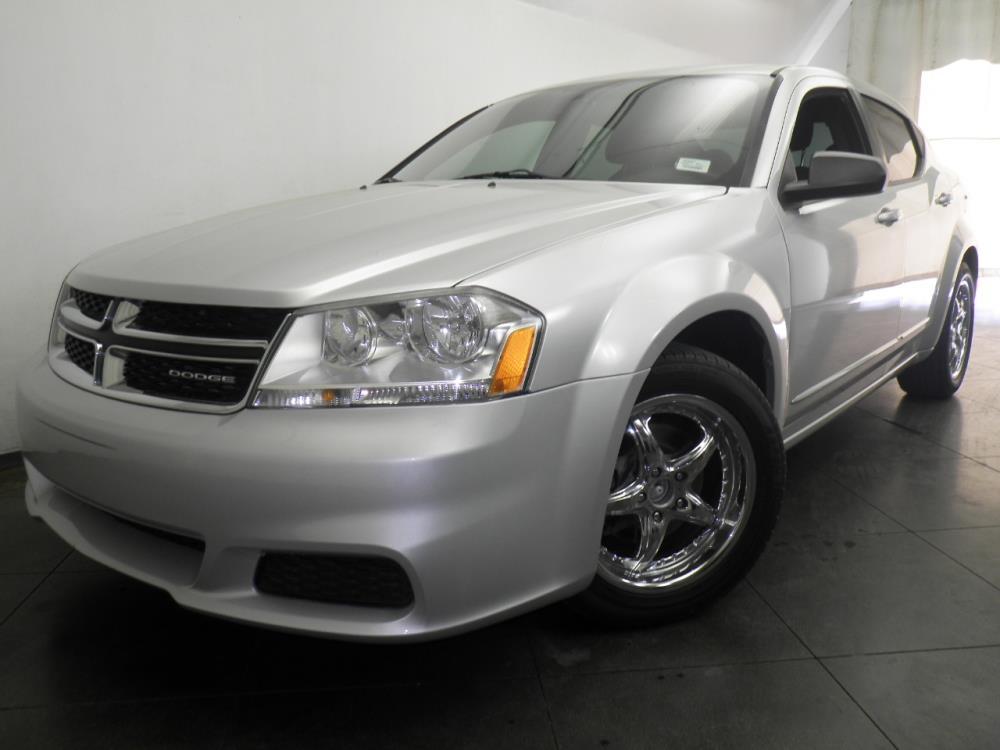 2011 Dodge Avenger - 1050145444