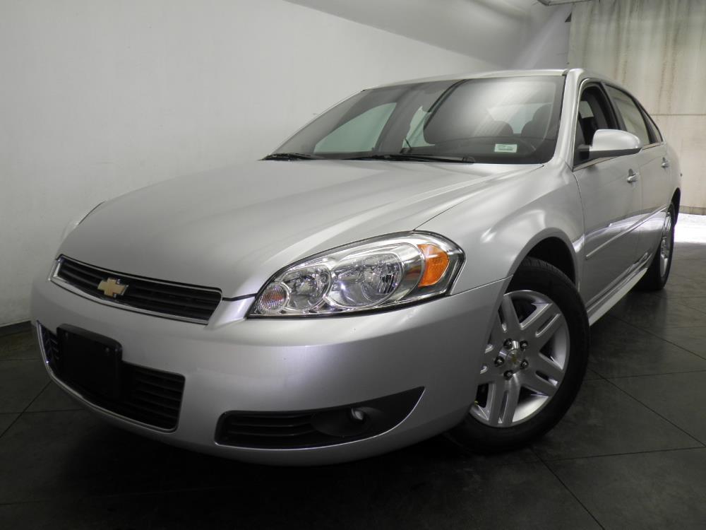 2011 Chevrolet Impala - 1050145666