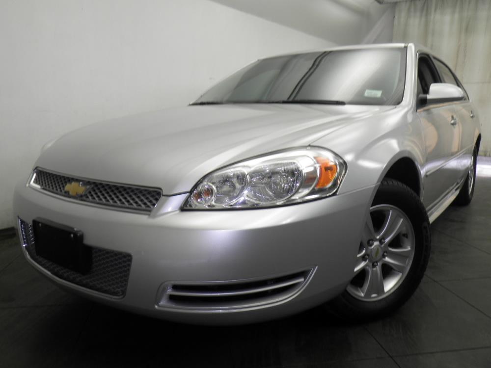 2014 Chevrolet Impala Limited - 1050145670