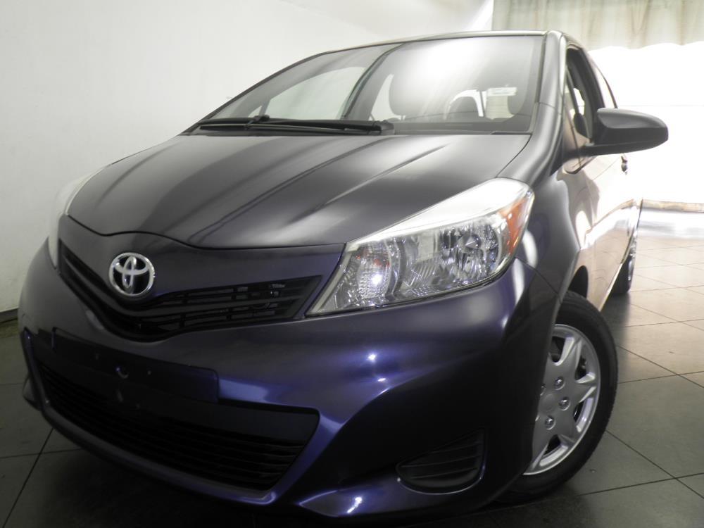 2014 Toyota Yaris - 1050145780