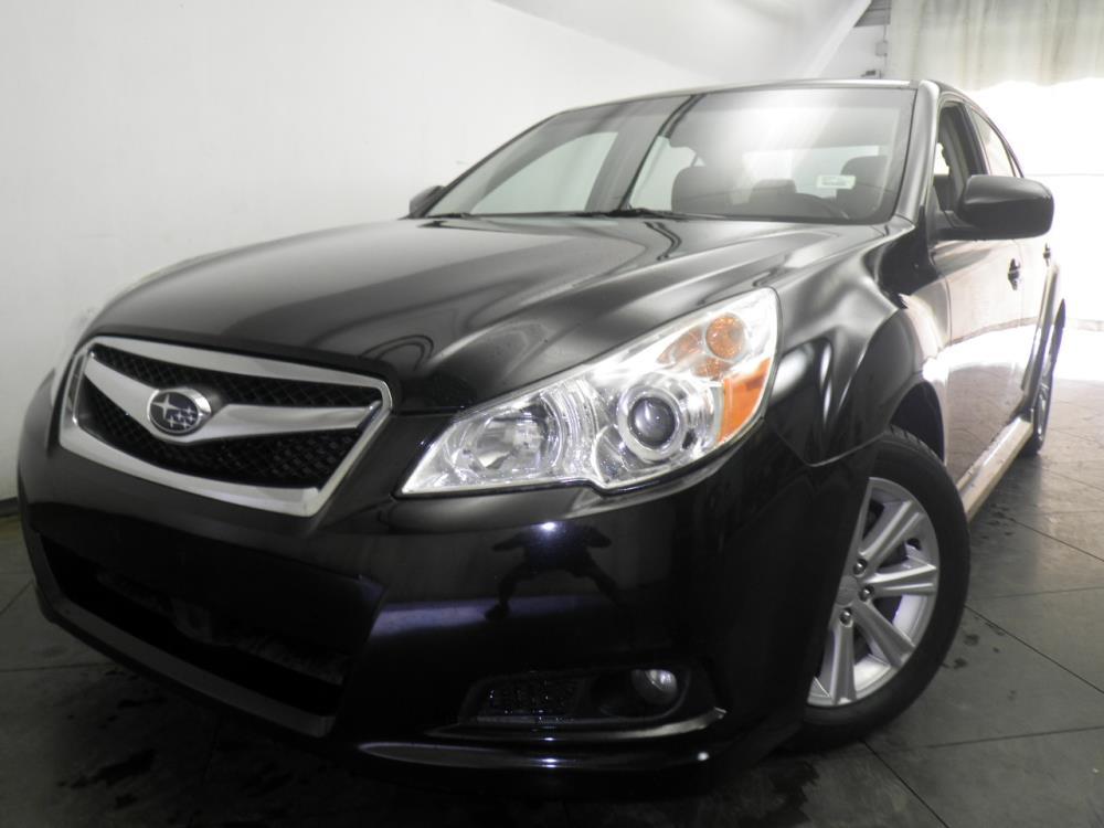 2012 Subaru Legacy - 1050145806