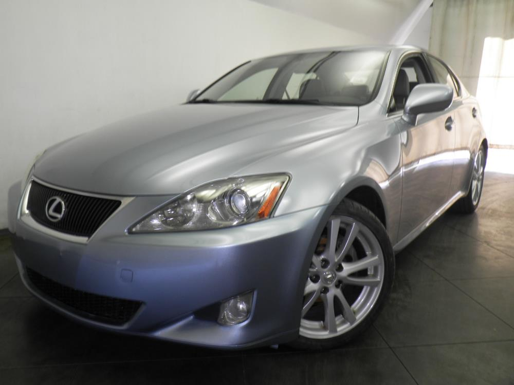 2007 Lexus IS 250 - 1050145814