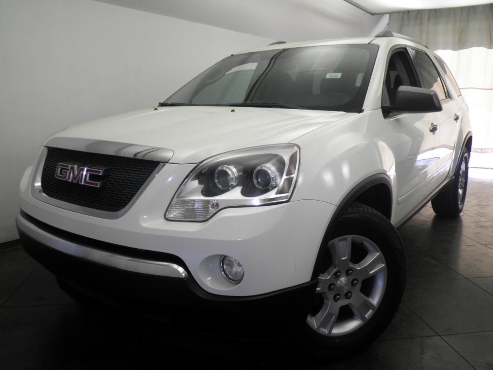 2011 GMC Acadia - 1050145825