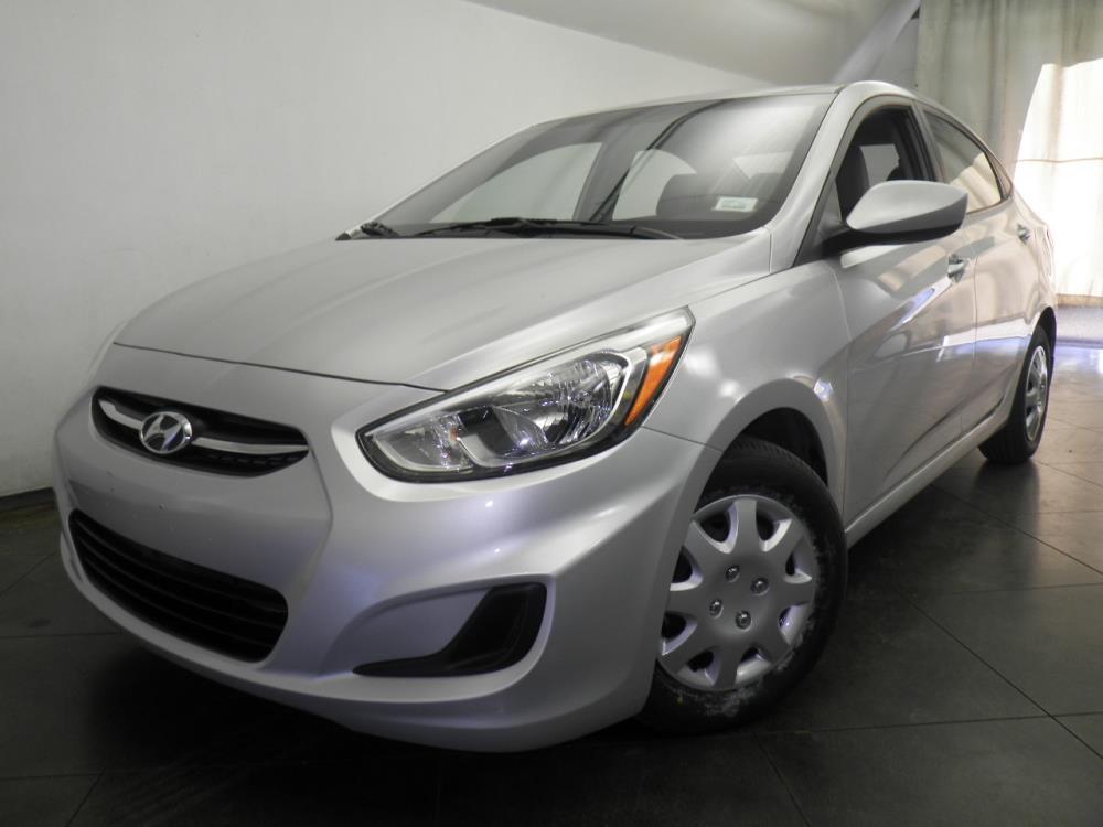 2015 Hyundai Accent - 1050145913