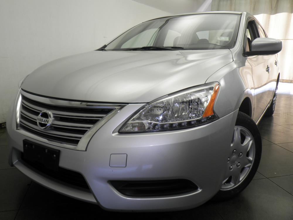 2013 Nissan Sentra - 1050145923