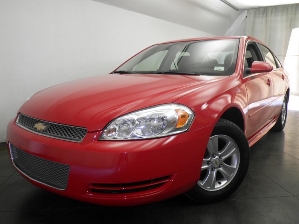 2013 Chevrolet Impala - 1050146132