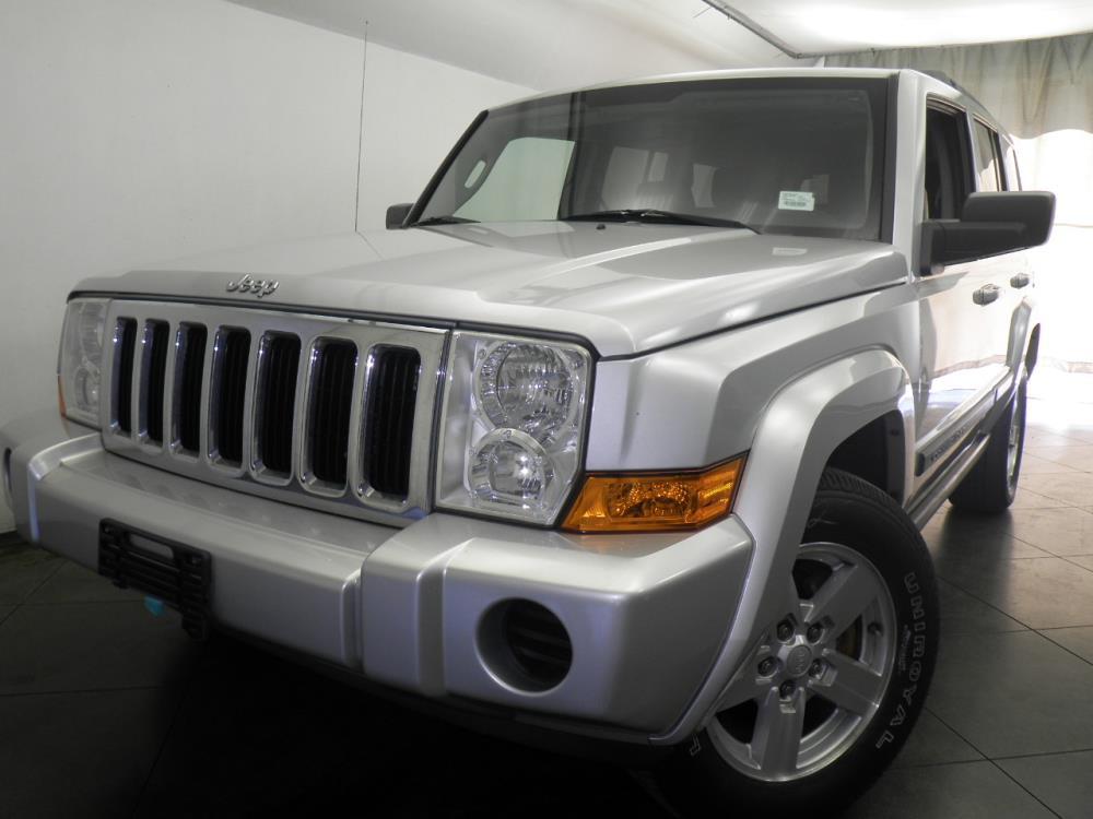 2008 Jeep Commander - 1050146150