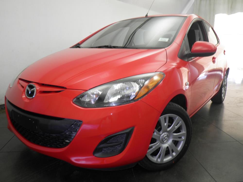 2012 Mazda Mazda2 - 1050146156