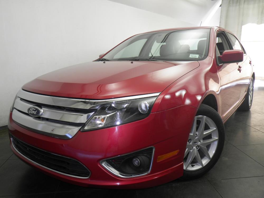 2012 Ford Fusion - 1050146279
