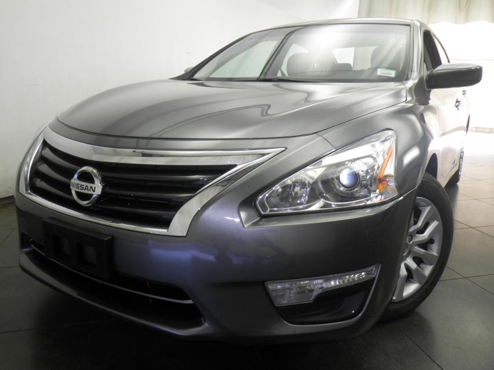 2015 nissan altima for sale in phoenix 1050146367 drivetime. Black Bedroom Furniture Sets. Home Design Ideas