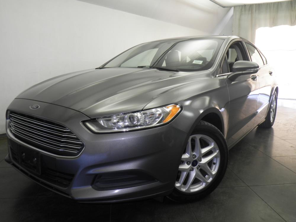 2014 Ford Fusion - 1050146449