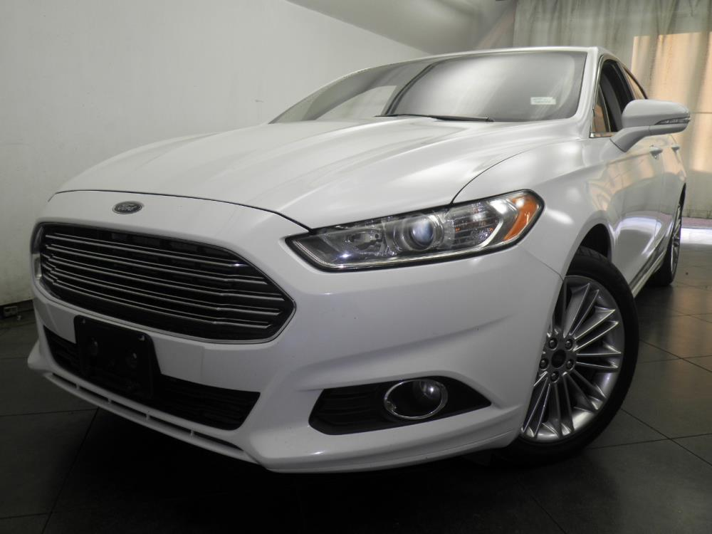 2013 Ford Fusion - 1050146508