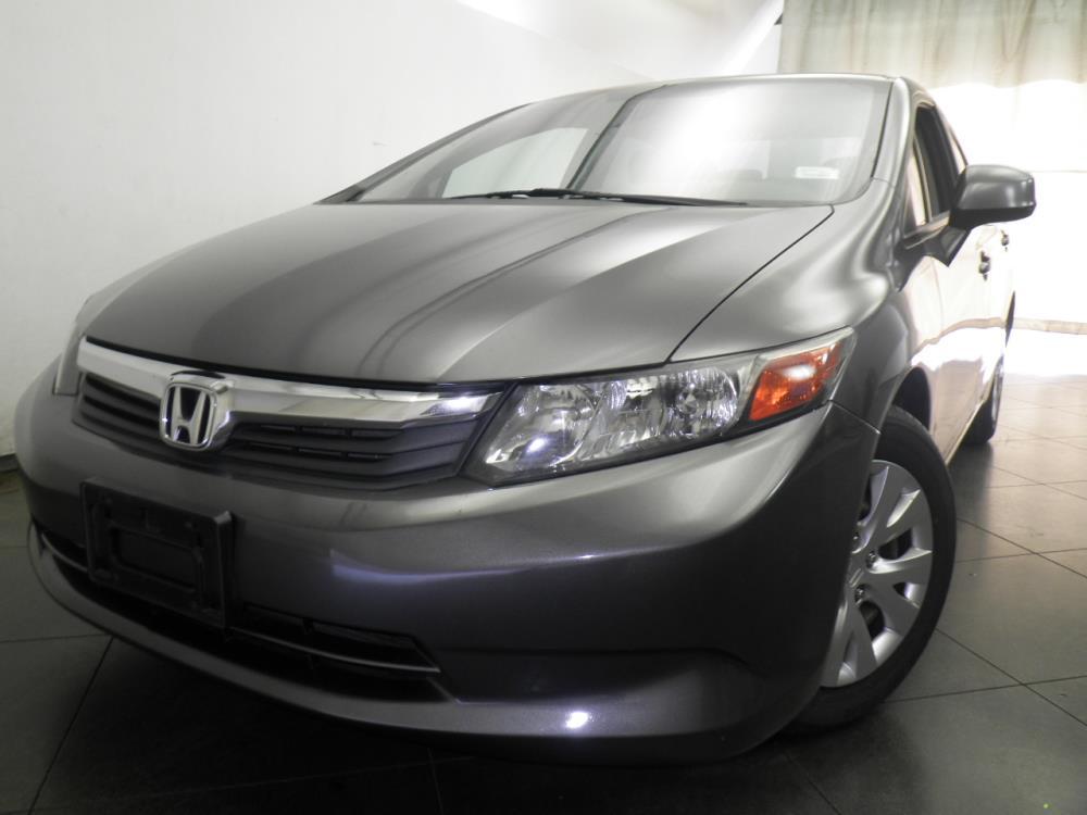 2012 Honda Civic - 1050146530