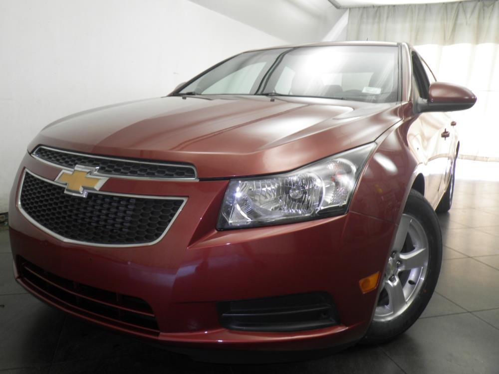 2013 Chevrolet Cruze - 1050146538