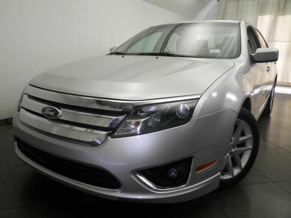 2012 Ford Fusion - 1050146635