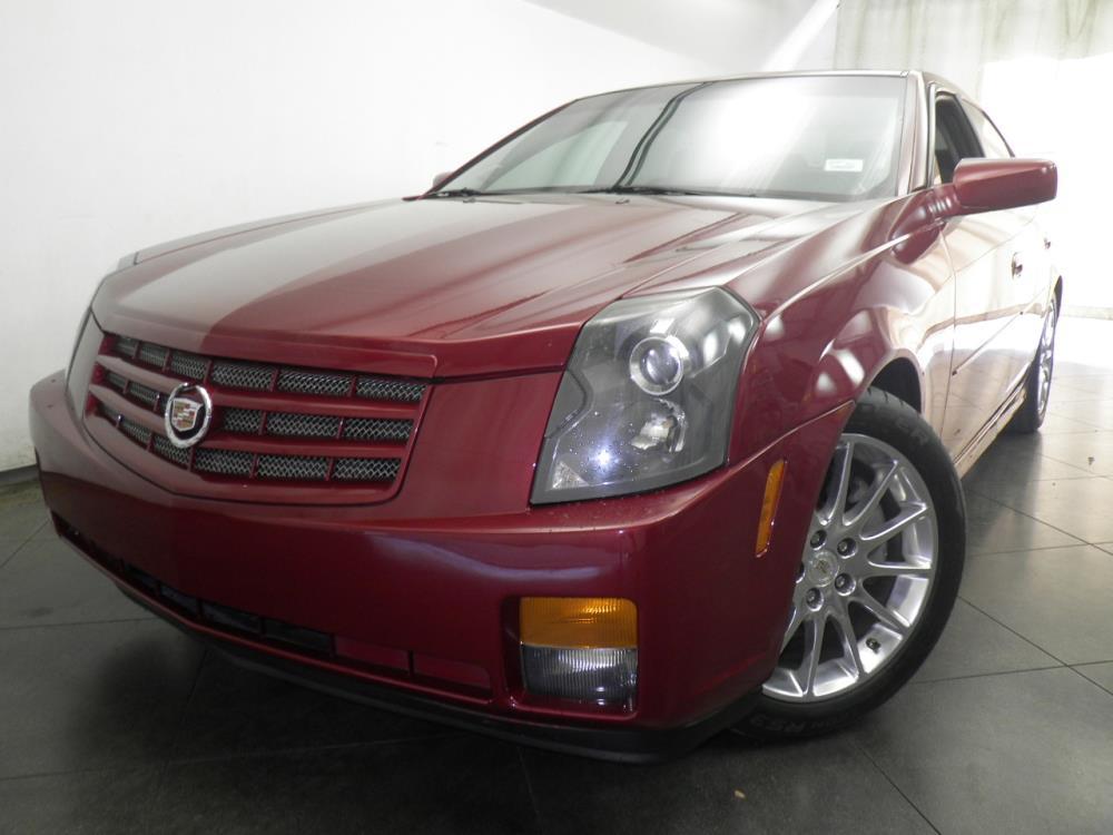 2007 Cadillac CTS - 1050146659