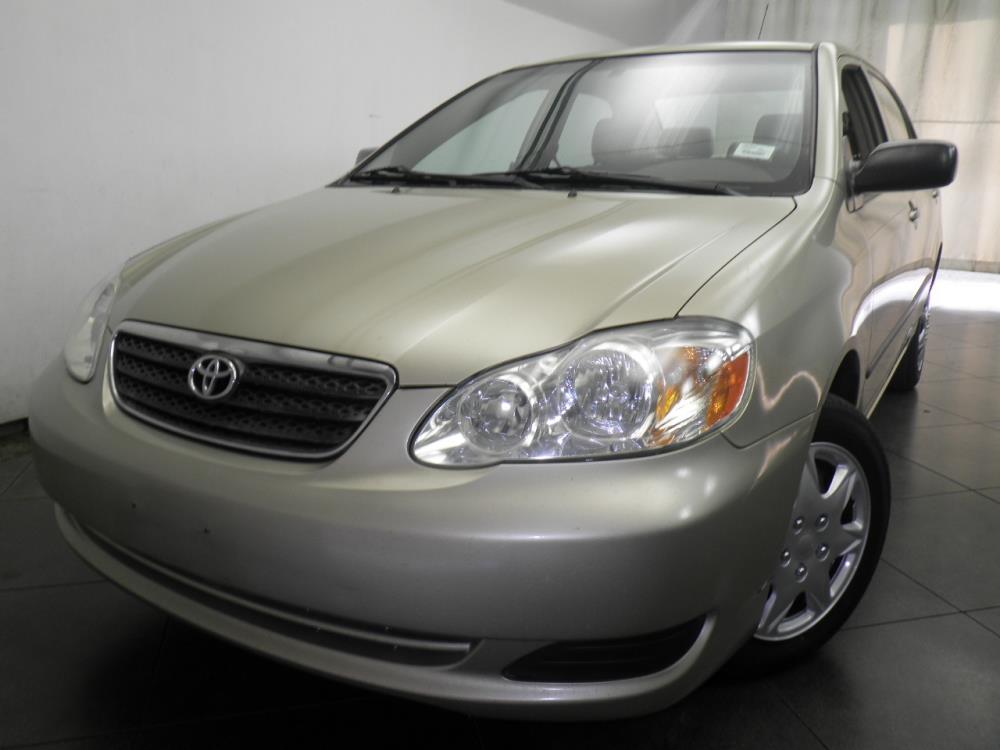2006 Toyota Corolla - 1050146663