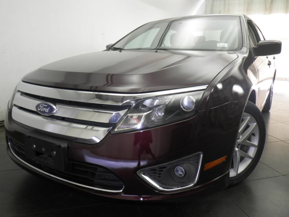 2011 Ford Fusion - 1050146754