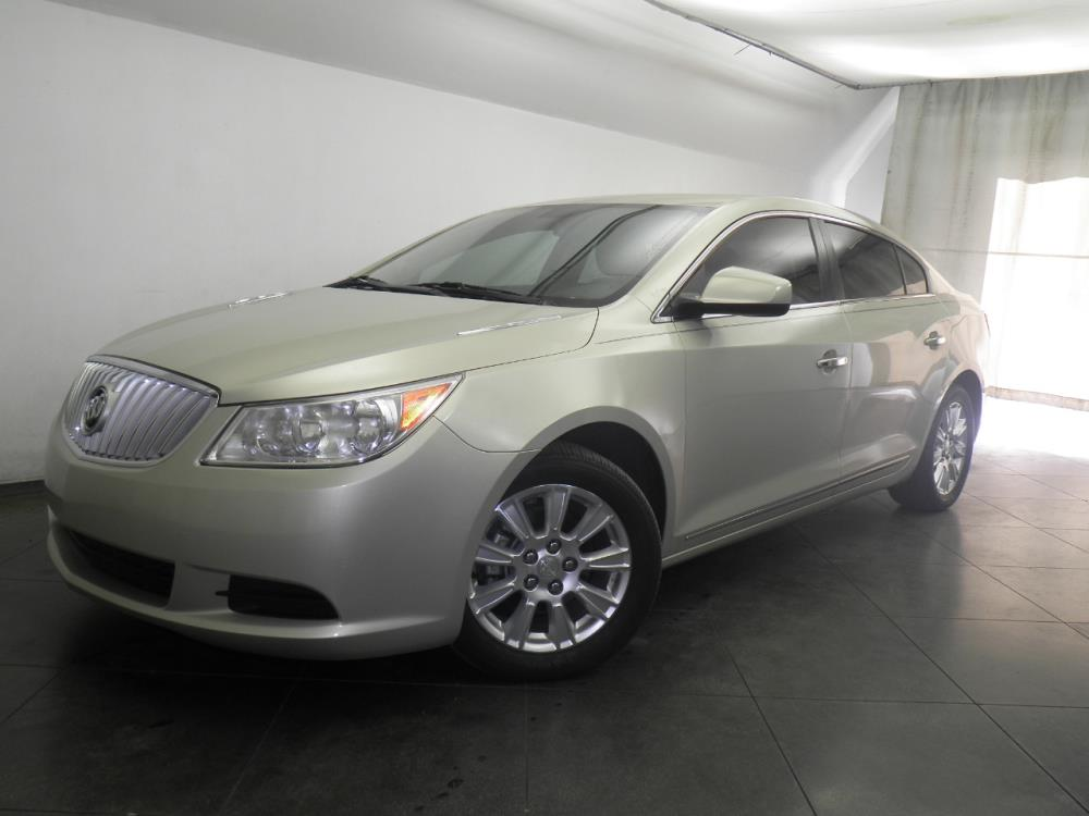 2012 Buick LaCrosse - 1050146790
