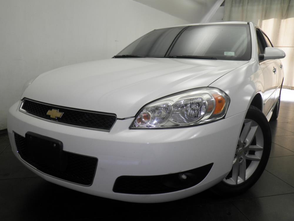 2012 Chevrolet Impala - 1050146912