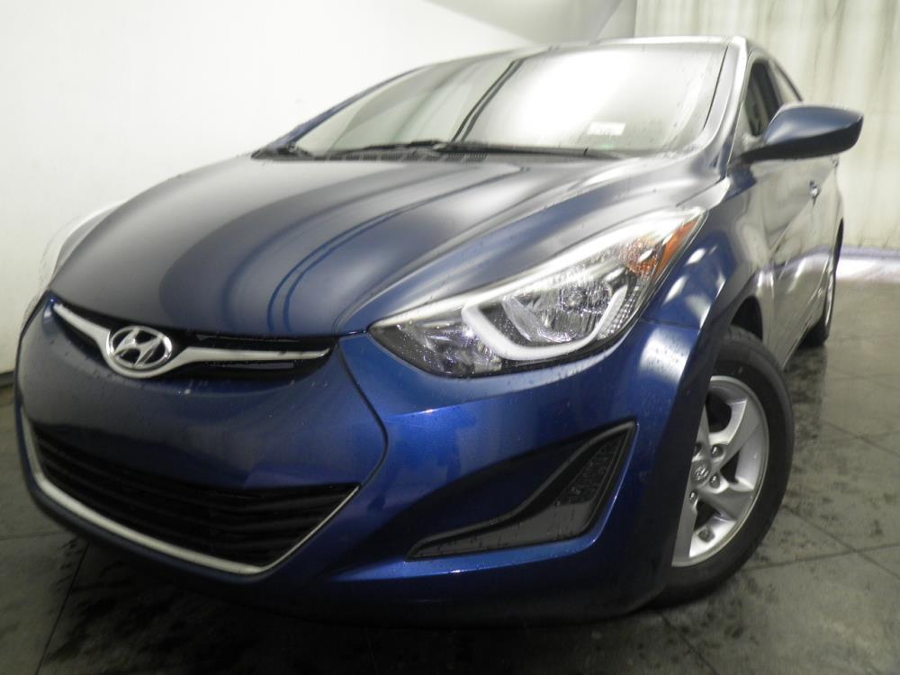 2014 Hyundai Elantra - 1050146987