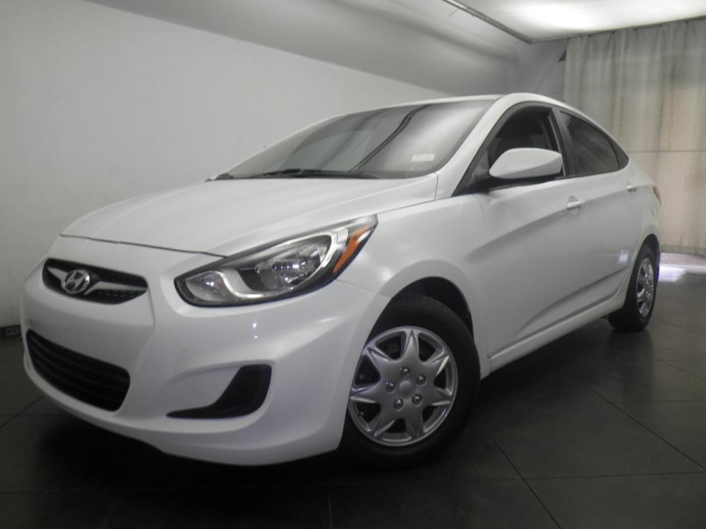 2013 Hyundai Accent - 1050147003