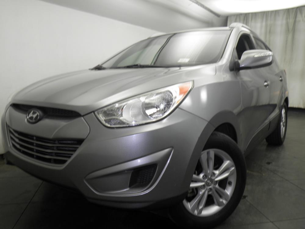2012 Hyundai Tucson - 1050147108